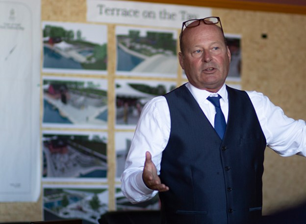 Perth Mayor John Fenik