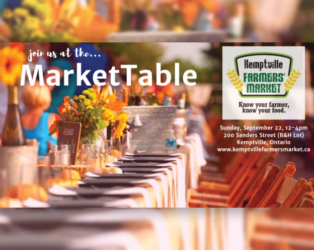 Kemptville MarketTable