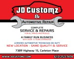 JD Customz & Auto Repair