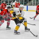 Bears do Smiths Falls proud on Friday against the Nepean Raiders