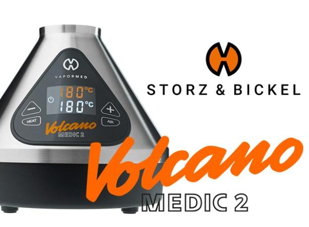 Storz & Bickel Volcano Medic 2