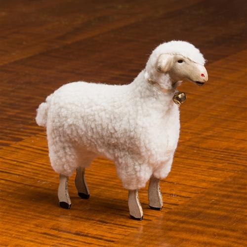Nativity Sheep Putz Lamb Christmas Sheep