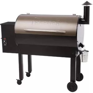 Traeger Texas Elite Grill & Smoker