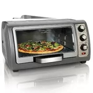 Hamilton Beach Convection Oven Toaster Oven