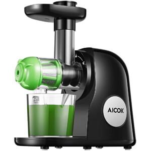 Aicok Juicer Machines, Slow Masticating Juicer Extractor