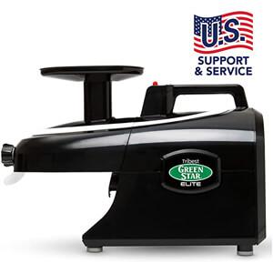 Tribest GSE-5010 Greenstar Elite Cold Press Complete Masticating Juicer