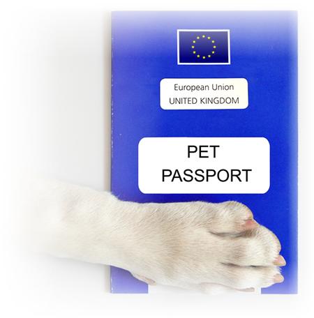 pet passports uk london