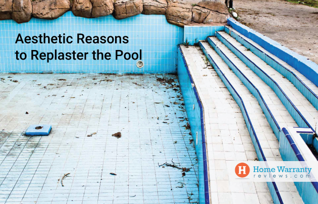 how often should a pool be replastered