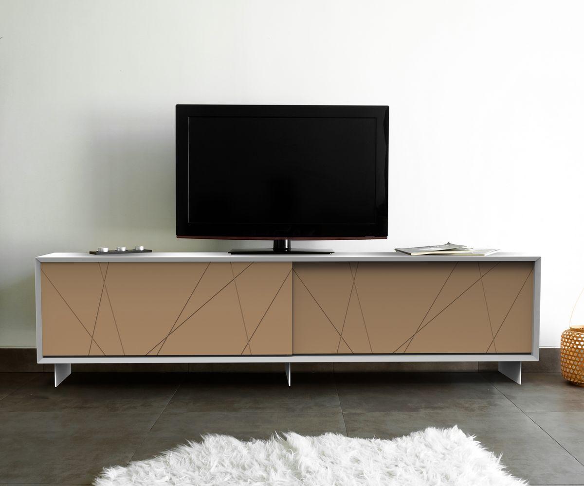 meuble tv stockholm lines