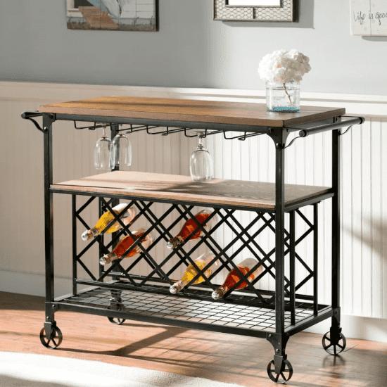 Wine  Bar Carts