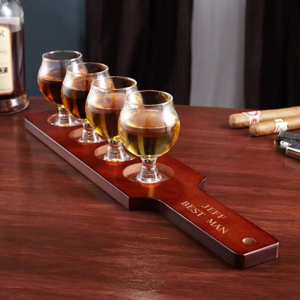Bourbon Tasting Set