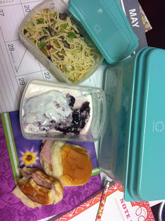 What's in my Lunchbox — Heirloom Recipes