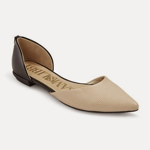 What d'Orsay about this spring shoe?