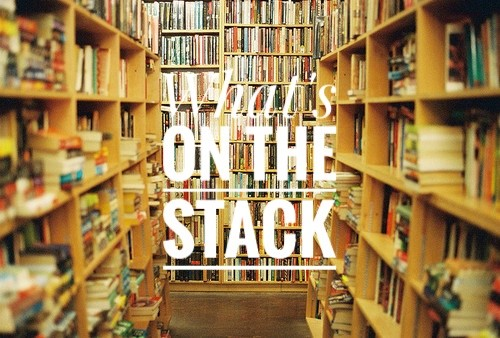 What's on the Stack:  January's Reading List