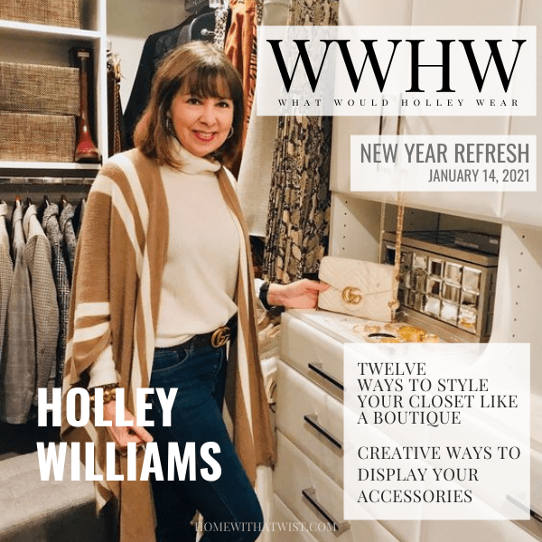 What Would Holley Wear: 12 Ways to Style a Boutique Closet