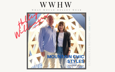 Mountain Chic Styles for an Aspen Vacation