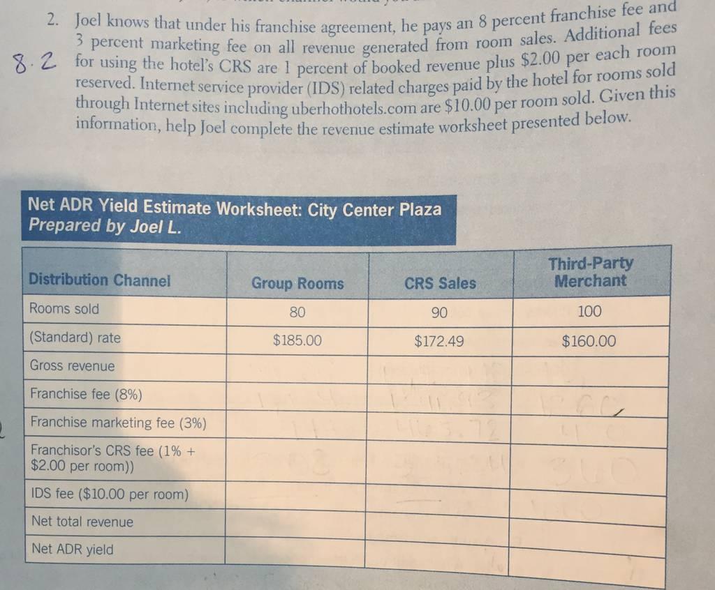 Excel Worksheet For Marketing