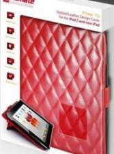 Promate iPose.10-Stylized Leather Design Cover for the iPad