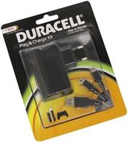 Duracell Play & Charge Kit For PS3