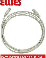 Ellies CAT6 SFTP 5m Network Patch Cable
