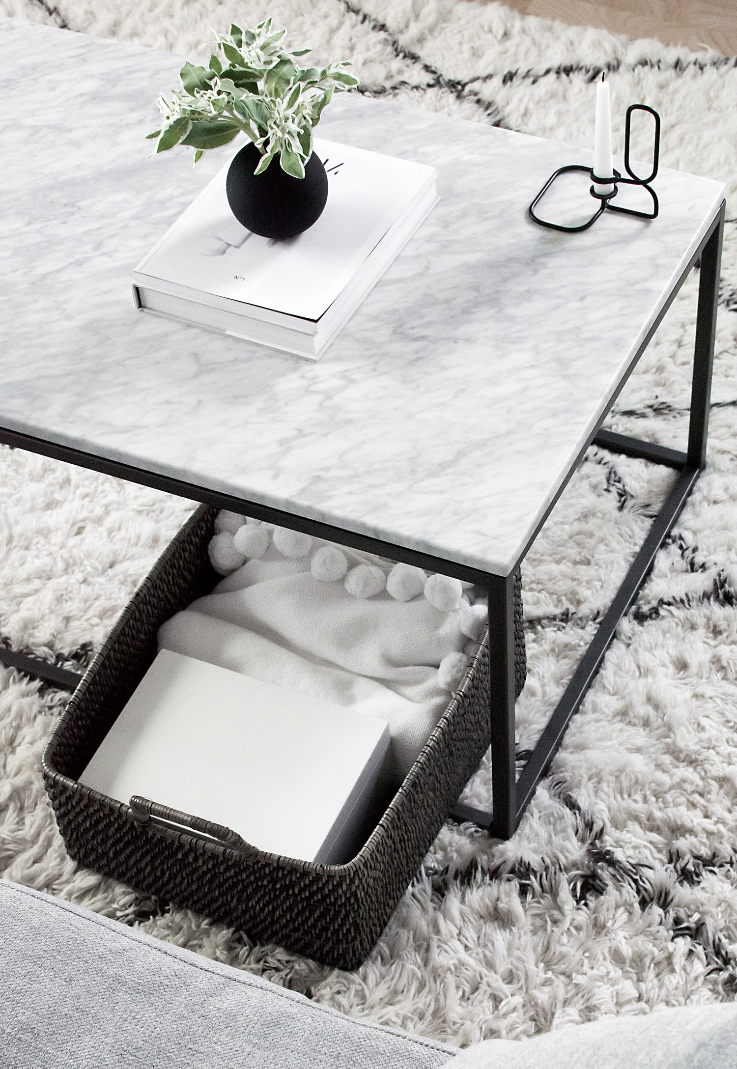 coffee table styling homey oh my