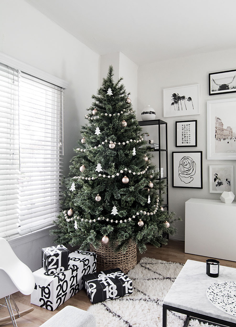 Image result for Scandinavian christmas tree