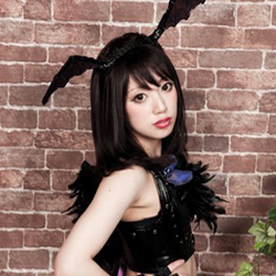 Lulu Luria from Japanese idol metal group Lyric Holic