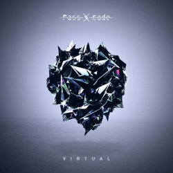 Cover of Japanese idolcore group PassCode's VIRTUAL album