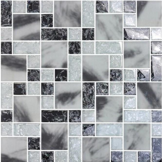 Le Crystal Gl Tile Backsplash