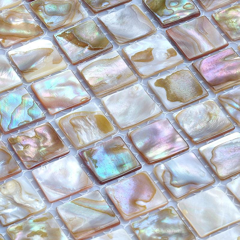 shell tiles 100 natural seashell mosaic mother of pearl tiles kitchen backsplash tile design wb 002