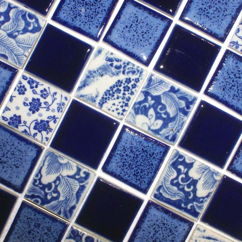 porcelain tile shower brick backsplash floor pattern