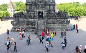 { インドネシア・ジョグジャカルタ } Prambanan Temple Compounds (プランバナン寺院)