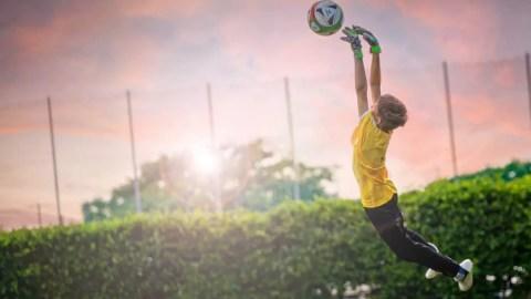 fotball-illsutrasjonsbilde-keeper