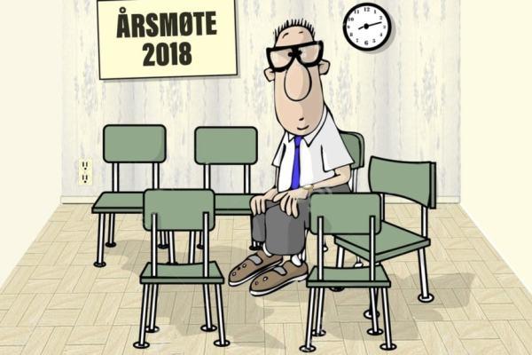 Årsmøte 2018