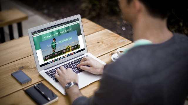 bilde-av-hjemmeside