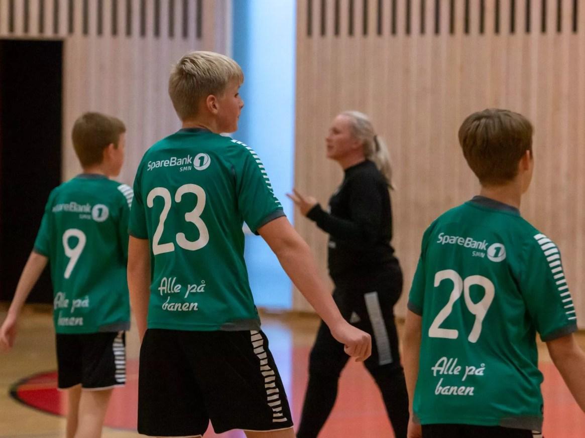 2013-kullet – oppstart treninger og foreldremøte