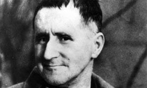Bertolt Brecht en Berlín