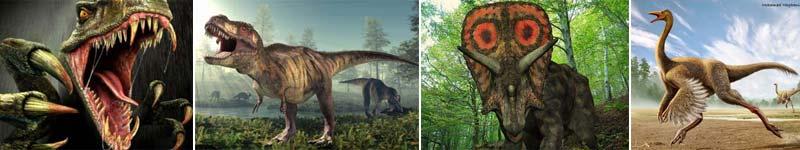 Los dinosaurios más veloces del cretácico