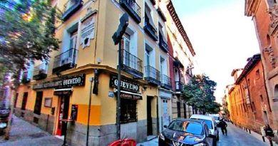 Casa de Góngora y Quevedo Madrid