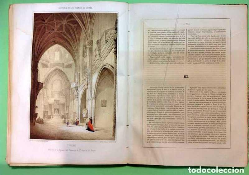 Historia de los templos de España: Templos de Toledo