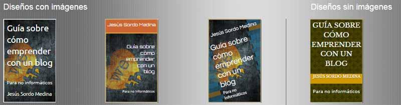 Creador de portadas Amazon