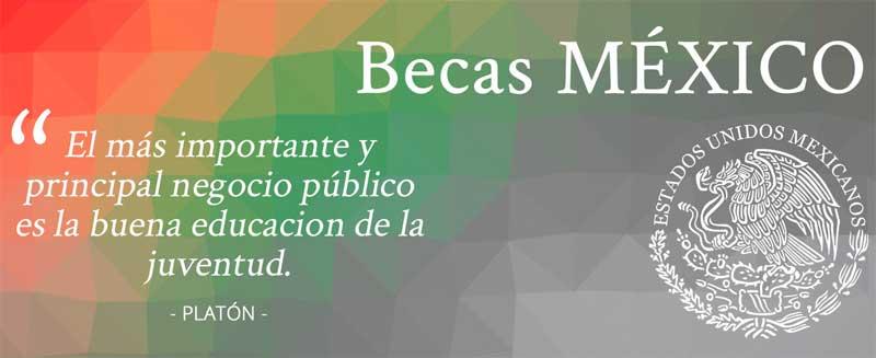 Becas México