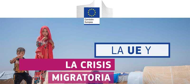 UE Crisis Humanitaria