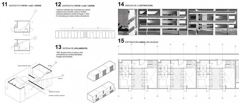 Programa máster arquitectura