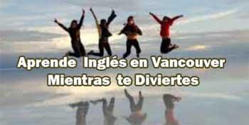 Aprender inglés en Vancouver