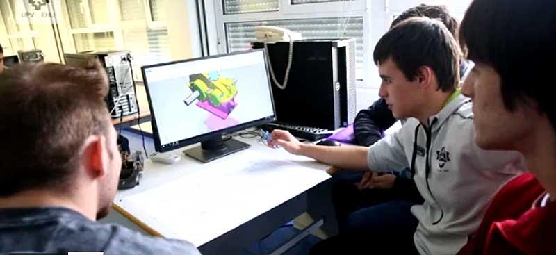 Ingeniería en automoción