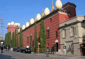 Casa Museo Dalí Figueras