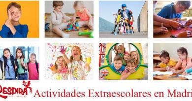 Actividades extraescolares en Madrid