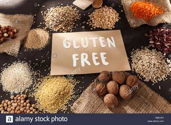 Cereales sin glúten