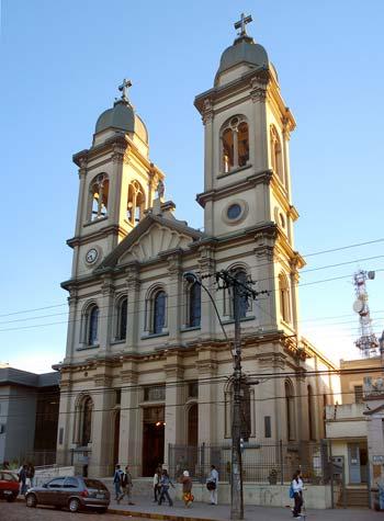 Catedral de Uruguayana en Brasil